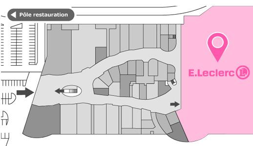 Plan-galerie_E.Leclerc