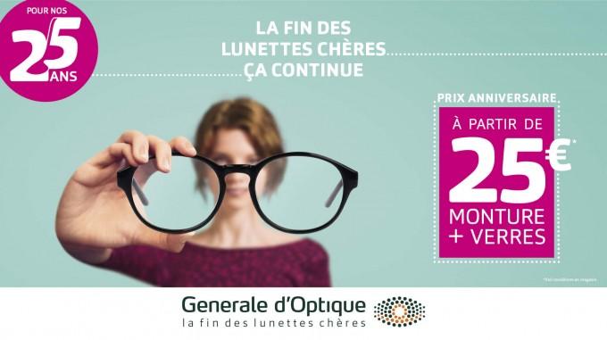 GENERALE D'OPTIQUE …  du 21 février 2018 au 26 mars 2018 …