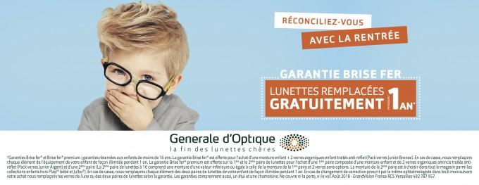 GENERALE D'OPTIQUE …
